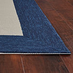 Kas Hampton Highview By Libby Langdon Hooked Rectangular Indoor/Outdoor Rugs