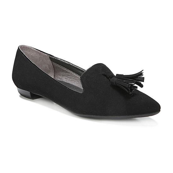 Lifestride Womens Zola Pointed Toe Slip-On Shoe