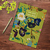 Tf Publishing Floral Blooms Medium Monthly Planner