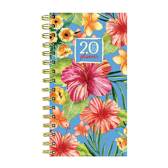 Tf Publishing Tropic Flowers Small Planner