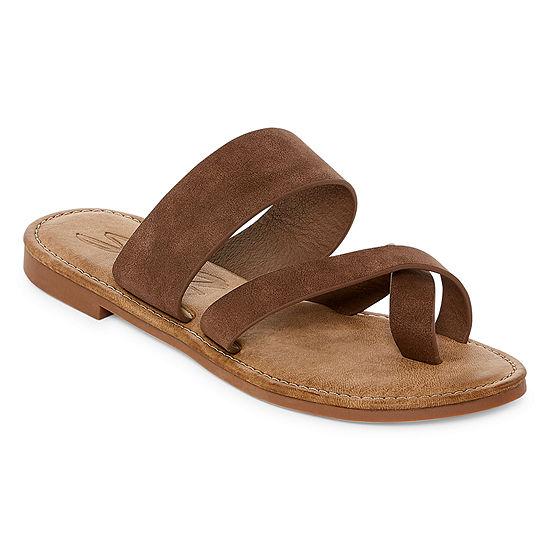Seven 7 Womens Maldives Flat Sandals