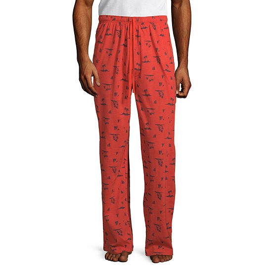 Stafford Mens Knit Pajama Pants