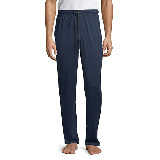 Stafford Dry+Cool Mens Pajama Pants -  Big and Tall