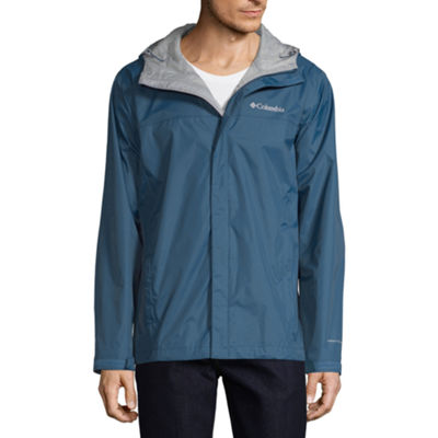 Columbia Sportswear Co. Waterproof Lightweight Raincoat