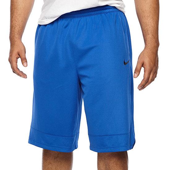 Nike Mens Moisture Wicking Basketball Short Big and Tall