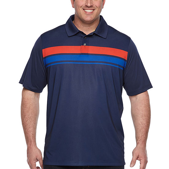 8bd45924f2b1 The Foundry Big & Tall Supply Co. Mens Henley Neck Short Sleeve Polo Shirt  Big and Tall - JCPenney