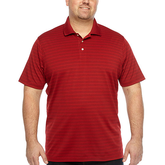 The Foundry Big & Tall Supply Co. Mens Collar Neck Short Sleeve Polo Shirt Big and Tall