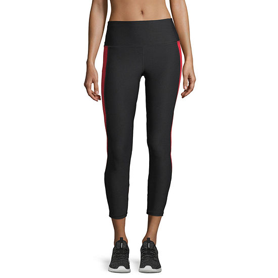 Xersion HW Perforated 7/8 Legging - Tall