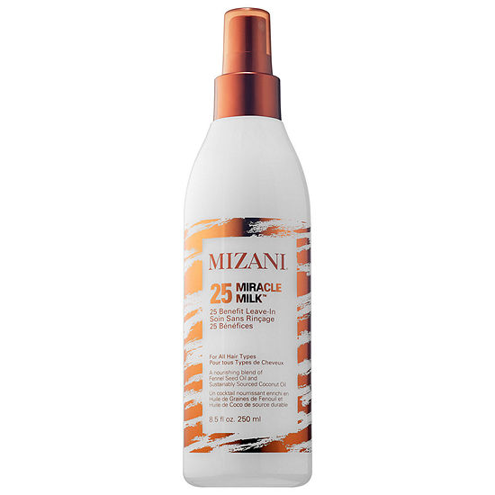 Mizani 25 Miracle Milk 25 Benefit Leave in Conditioner - 8.5 oz.