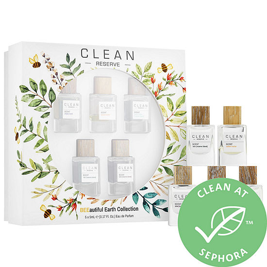 CLEAN RESERVE BEEautiful Earth Collection Mini Set