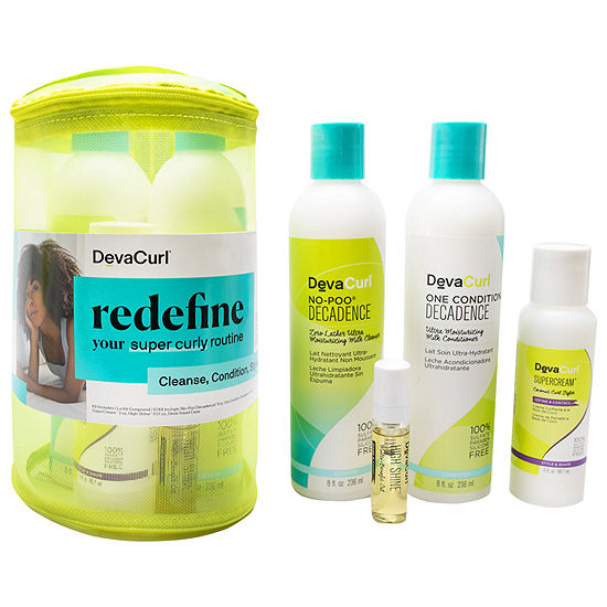 DevaCurl Redefine Super Curly Kit