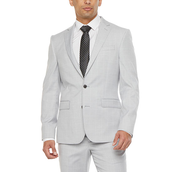 JF J. Ferrar Ultra Comfort Stretch Slim Fit Suit Separates