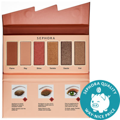 SEPHORA COLLECTION Flash Sequins Eyeshadow Palette