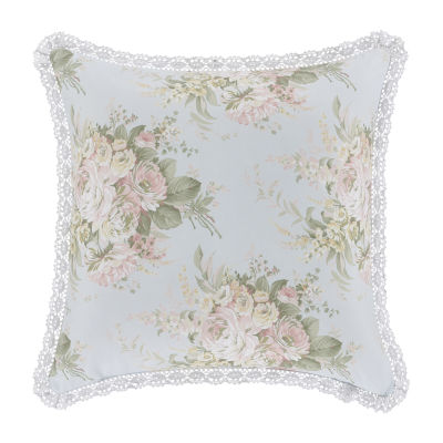 Royal Court Hilary 16x16 Square Throw Pillow
