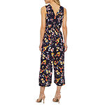 Alyx Sleeveless Floral Jumpsuit