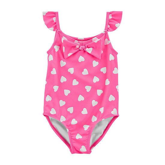 Carter's Toddler Girls One Piece Swimsuit