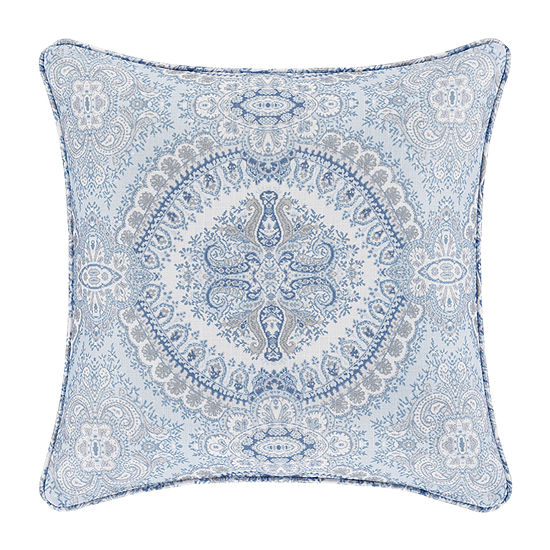 Royal Court Claremont 16x16 Square Throw Pillow