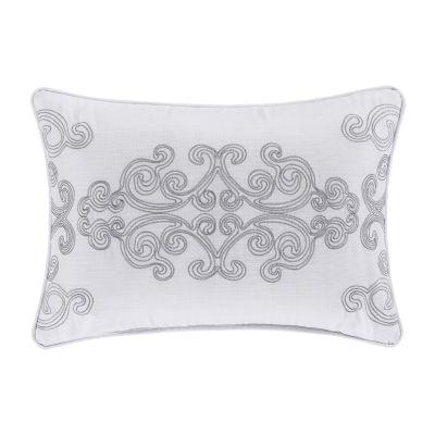 Royal Court Claremont Boudoir Throw Pillow