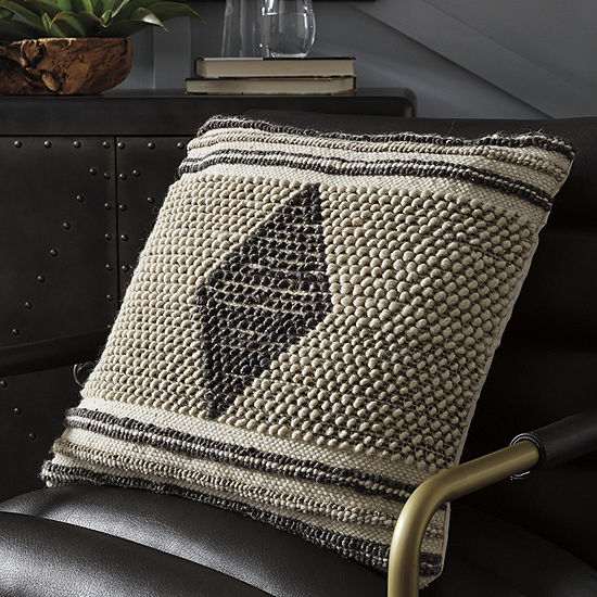 Signature Design by Ashley Ricker Square Throw Pillow
