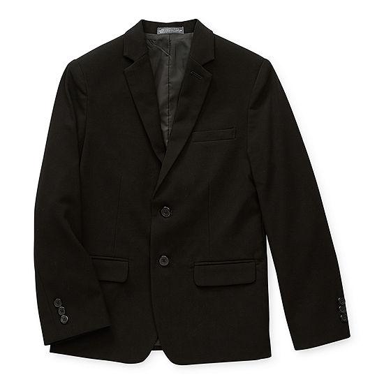 Van Heusen Little & Big Boys Regular Fit Suit Jacket