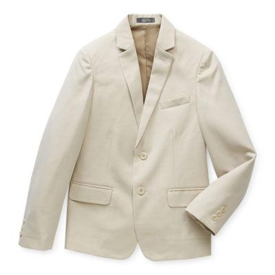 Van Heusen Flex Little & Big Boys Regular Fit Suit Jacket