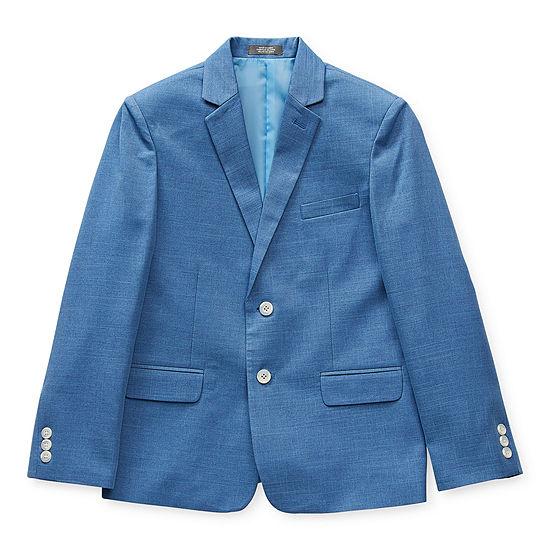 Van Heusen Flex Little & Big Boys Husky Regular Fit Suit Jacket
