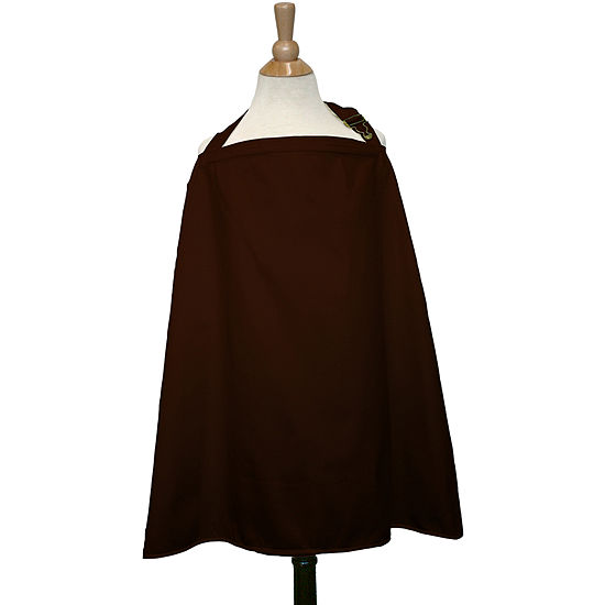 The Peanut Shell® Nursing Cover - Chocolate