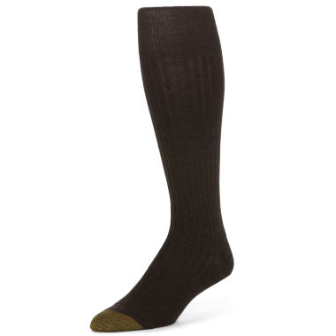Gold Toe® 3-pk. Windsor Wool-Rich Over-the-Calf Socks