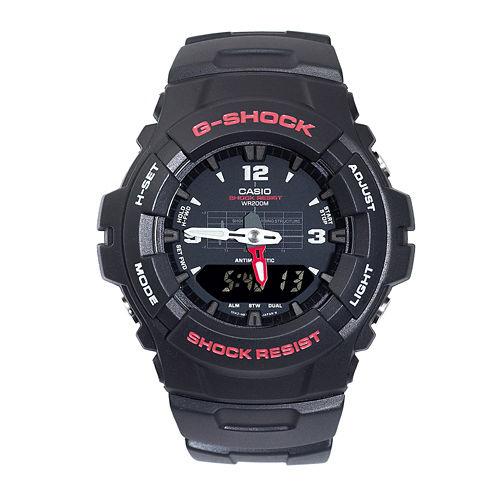 Casio® G-Shock Classic Mens Analog/Digital Watch G100-1BV