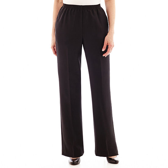 4181174324a Alfred Dunner Pull On Pants JCPenney