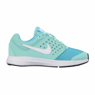 Nike Downshifter 7 Girls Running Shoes - Little Kids