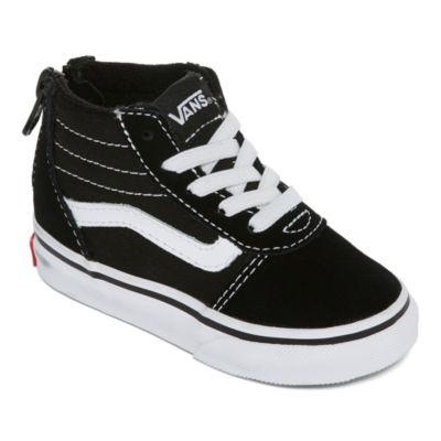 Vans Ward Hi Unisex Skate Shoes - Toddler