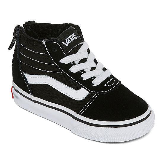 ec12972aed Vans Ward Hi Unisex Skate Shoes - Toddler - JCPenney