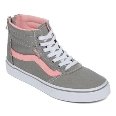 vans girls sneakers