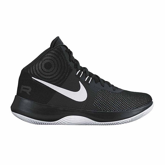 Nike Air Precision Mens Basketball Shoes Lace-up