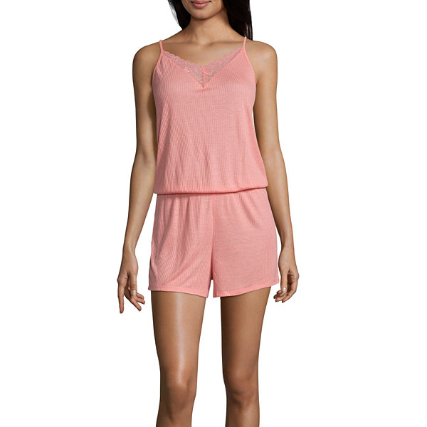 Ambrielle Sleeveless Romper