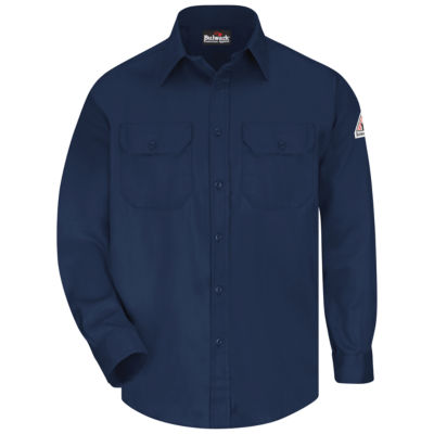 Bulwark FR Dress Shirt Comfort Touch