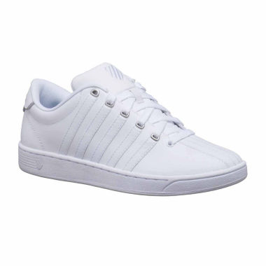 K-Swiss Court Pro II CMF Leather Womens Walking Shoes