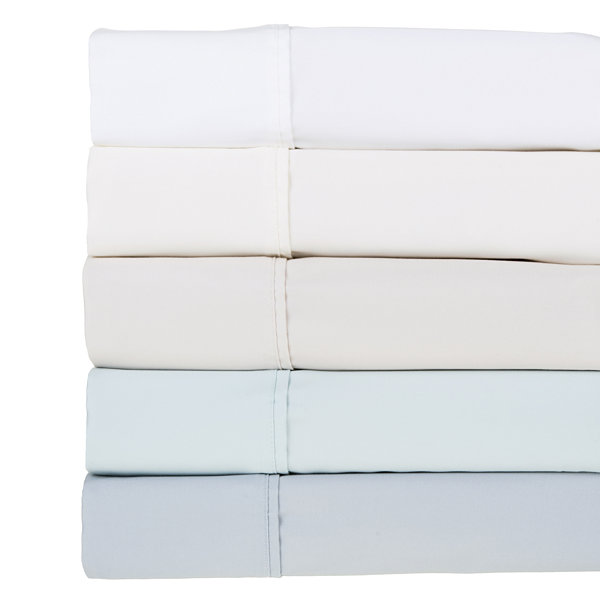 Cambridge Home 1000 TC Cotton Rich Sateen Sheet Set