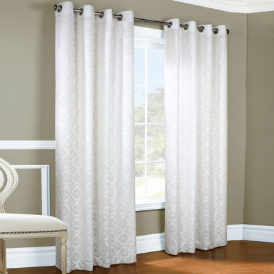 Thermalace Anna Grommet-Top Curtain Panel