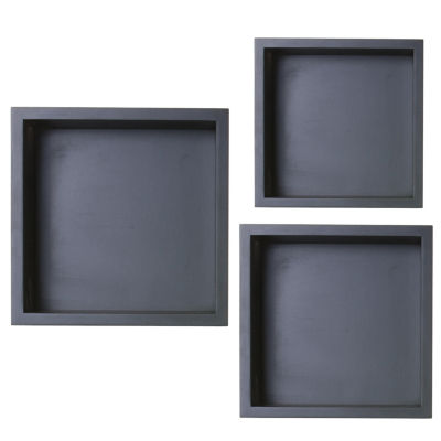 3-pc. Wall Shelf