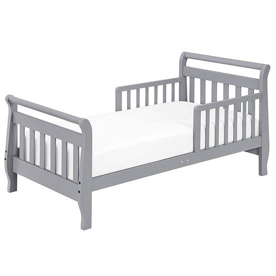 Davinci Sleigh Toddler Bed Grey