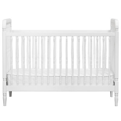 Million Dollar Baby Liberty 3-in-1 Convertible  Crib -White