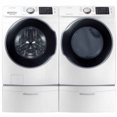 Samsung ENERGY STAR® 4.5 cu. ft. Capacity Front Load Washer with Steam