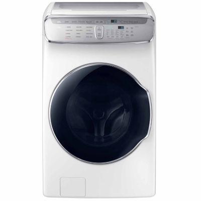 Samsung ENERGY STAR® Smart Wi-Fi Enabled 6.0 cu. ft. Total Capacity FlexWash™ Washer