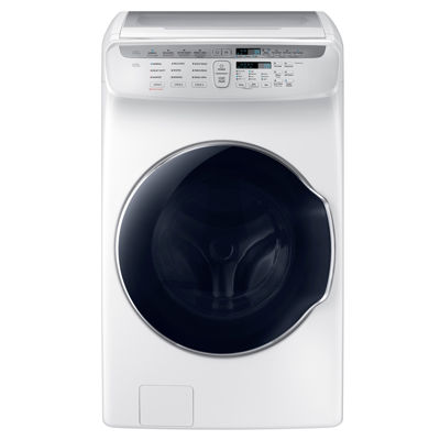 Samsung ENERGY STAR®  5.5 cu. ft. Total Capacity FlexWash™ Washer