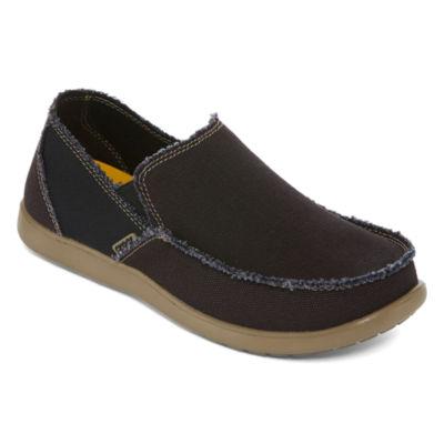Crocs Santa Cruz Mens Slip-On Shoes
