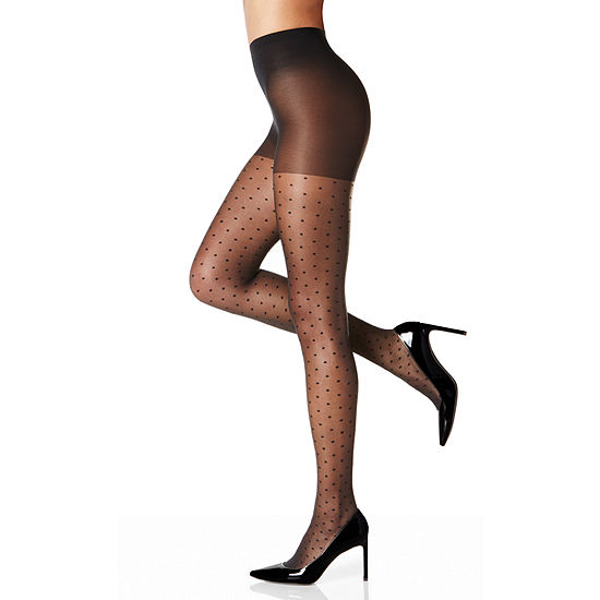 Berkshire Hosiery Sheer Dot Pantyhose - Plus