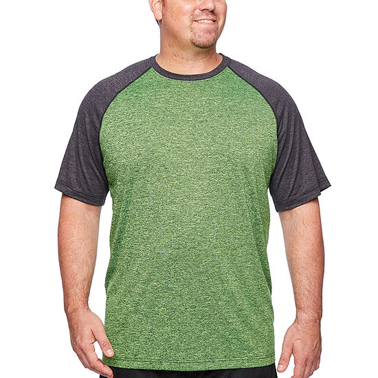 The Foundry Big & Tall Supply Co.- Mens Crew Neck Short Sleeve T-Shirt