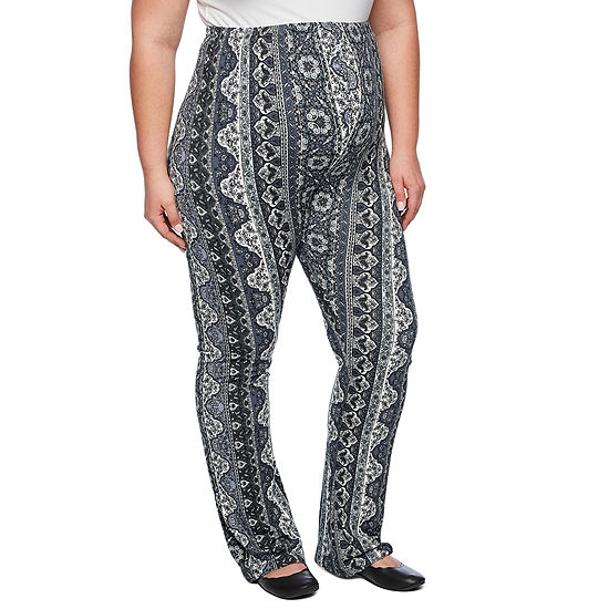 Planet Motherhood Palazzo Pants - Maternity